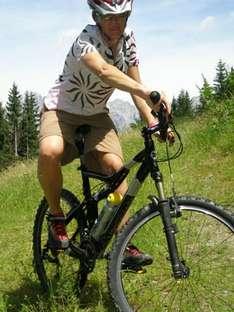 Fahrrad fahren und biken im Sauerland