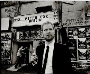 Peter Fox im Sauerland