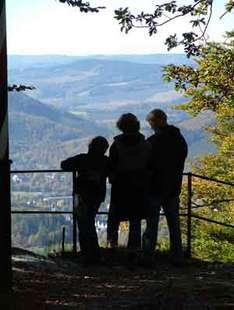 Blick über Olsberg